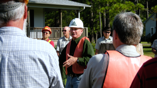 Forestry Extension program