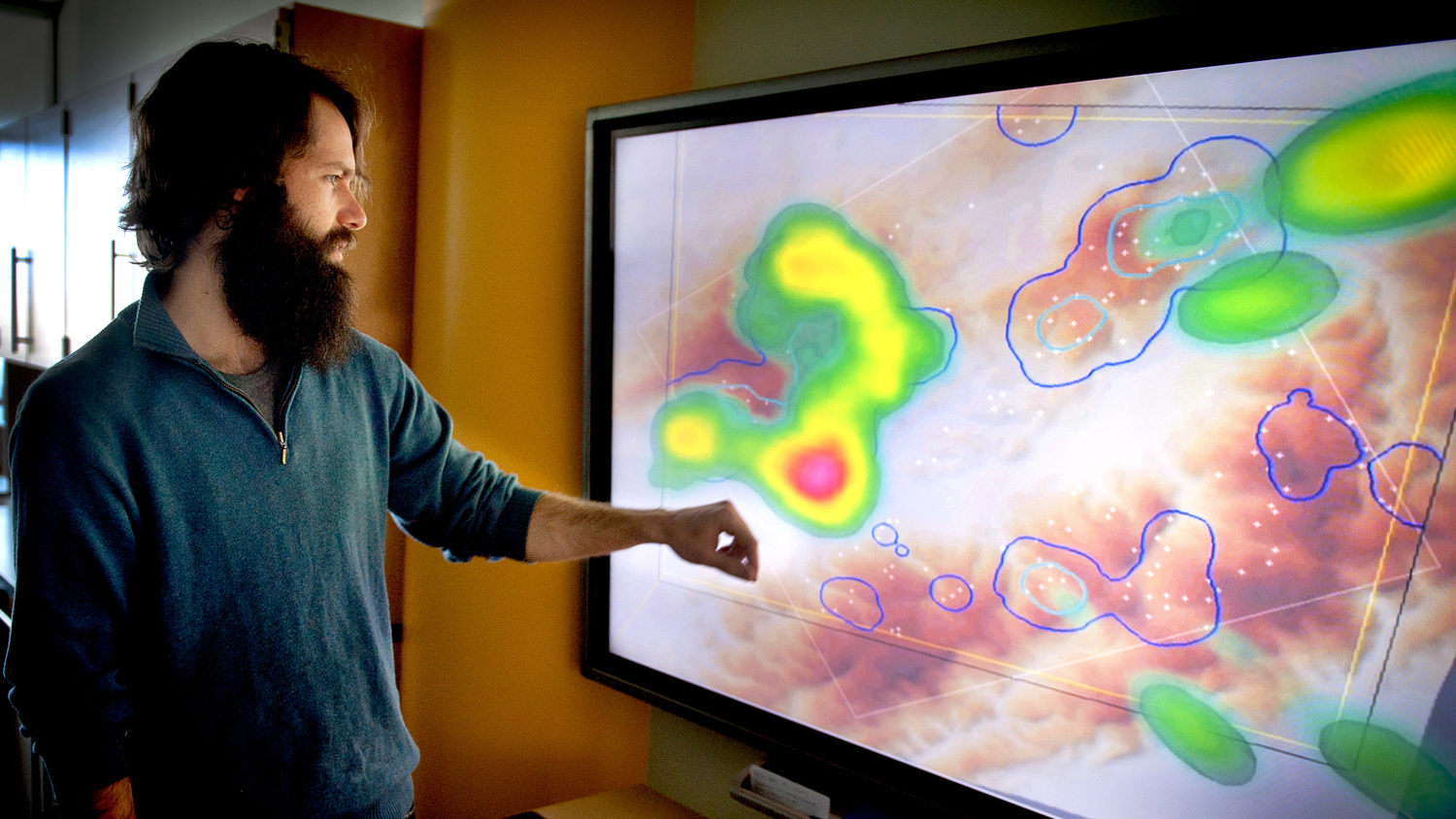 GIS lab - Graduate - College of Natural Resources at NC State University