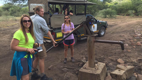 water woes study abroad