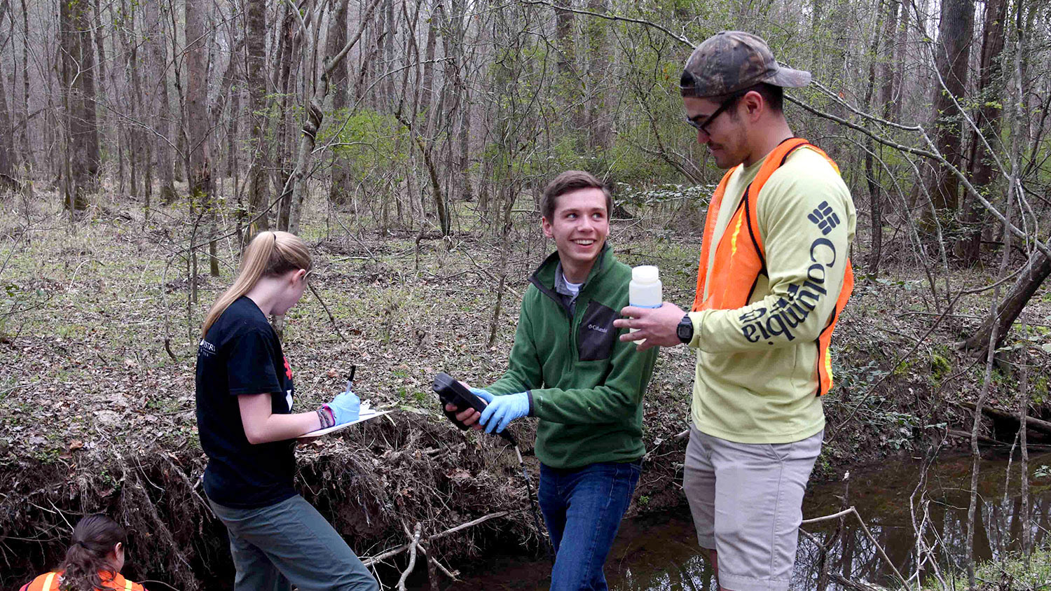 Forestry and Environmental Resources - Homepage - College of Natural Resources NC State University