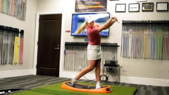 Golf Swing - Undergraduate - College of Natural Resources NC State University