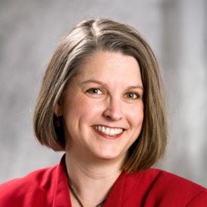 Headshot of Lara Brown de Fuenmayor