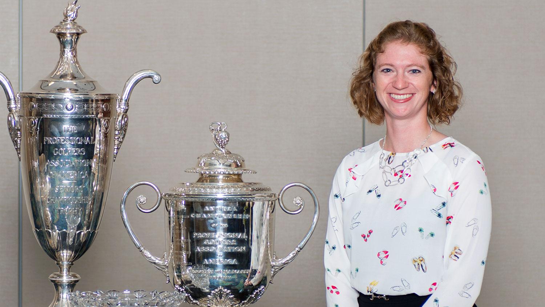 Gabriella Sinkovic - PGA Golf Management -College of Natural Resources NC State University