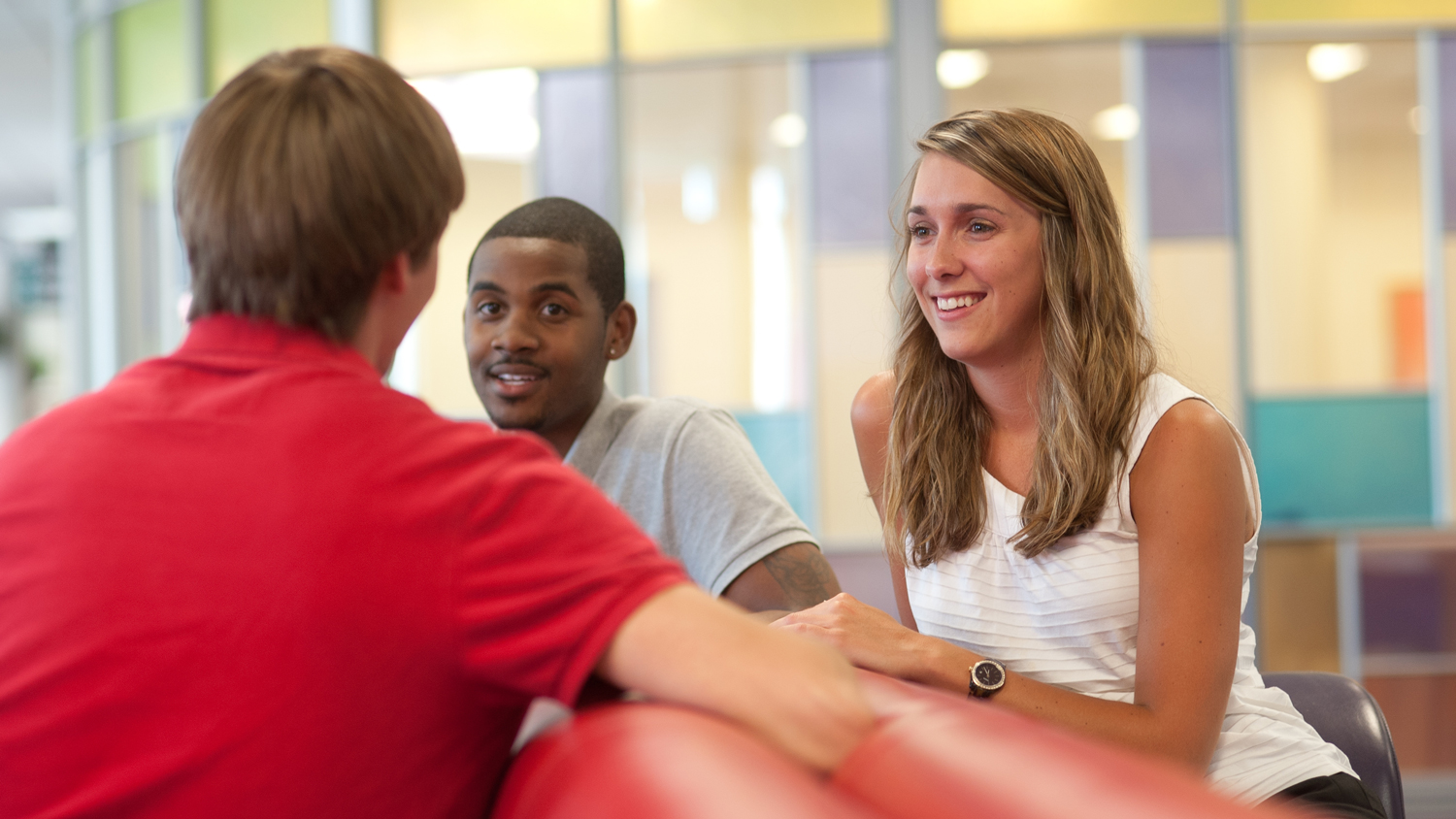 Students on campus - Academics - College of Natural Resources at NCState University