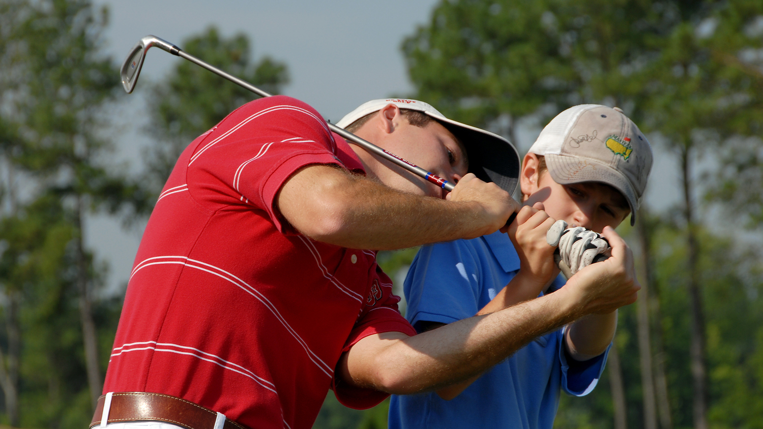 golf camp - Research - College of Natural Resources at NCState University