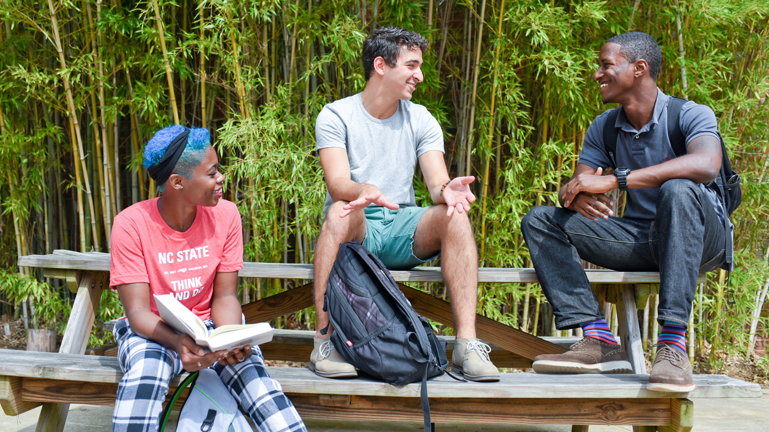 Students - About - College of Natural Resources at NCState University