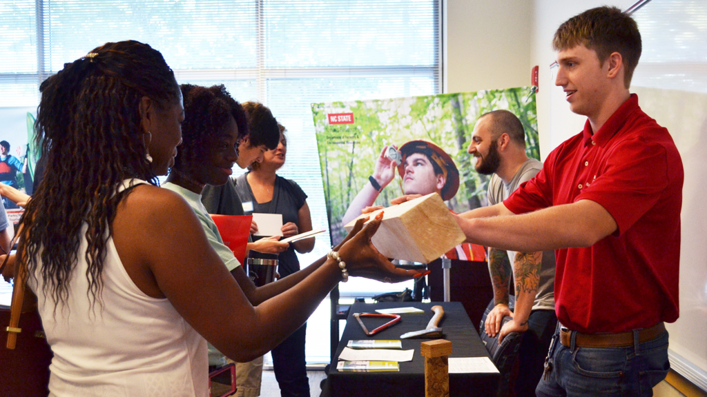 Open House Presentation - Open House - College of Natural Resources at NCState University