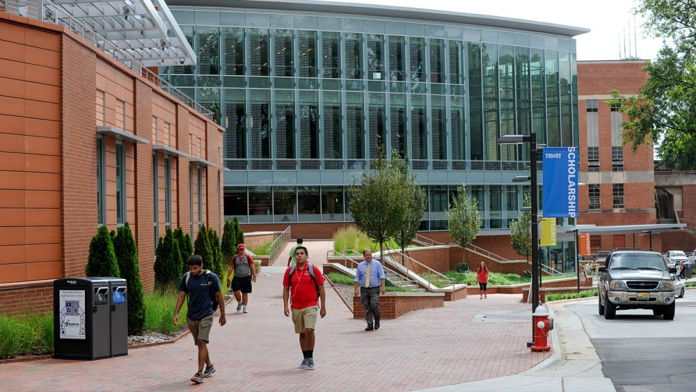 NCState campus - Transfer Advisor and Counselor Workshop - College of Natural Resources at NCState University
