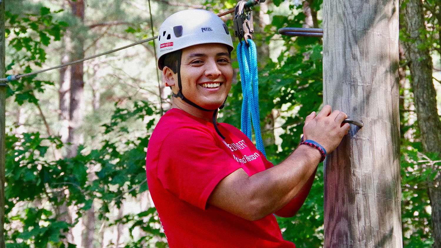 Jonathan Hernandez - College of Natural Resources at NCState University