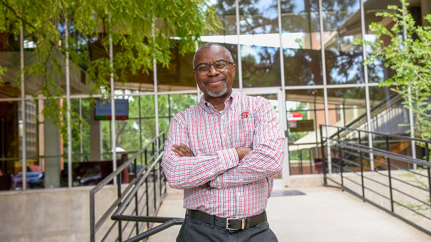 Myron Floyd - Dean College of Natural Resources at NCState