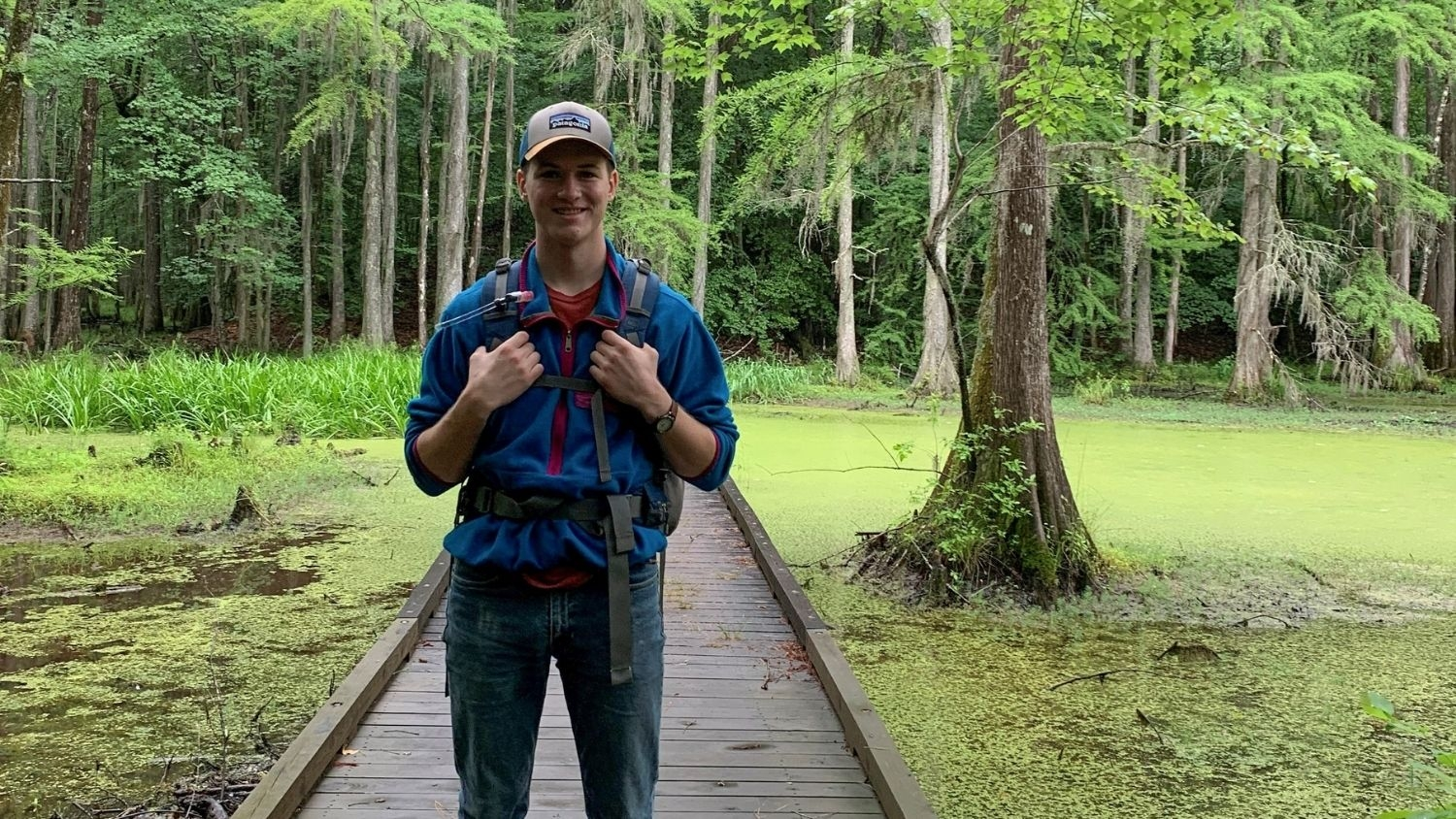 Melzer Morgan Outdoors - Not Your Average Summer: Investigating Wood Products Challenges - College of Natural Resources at NCState University